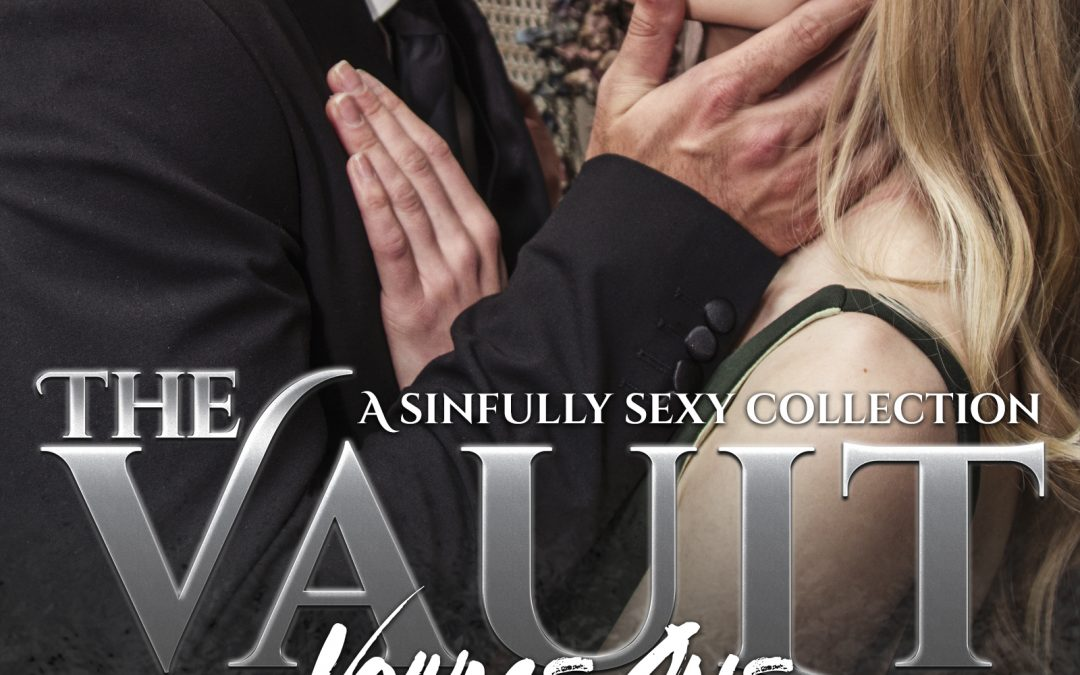 THE VAULT COVER REVEAL