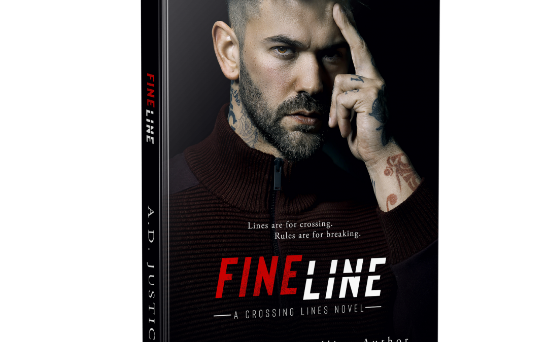 📚FINE LINE IS ONLY 99¢ FOR A LIMITED TIME 📚